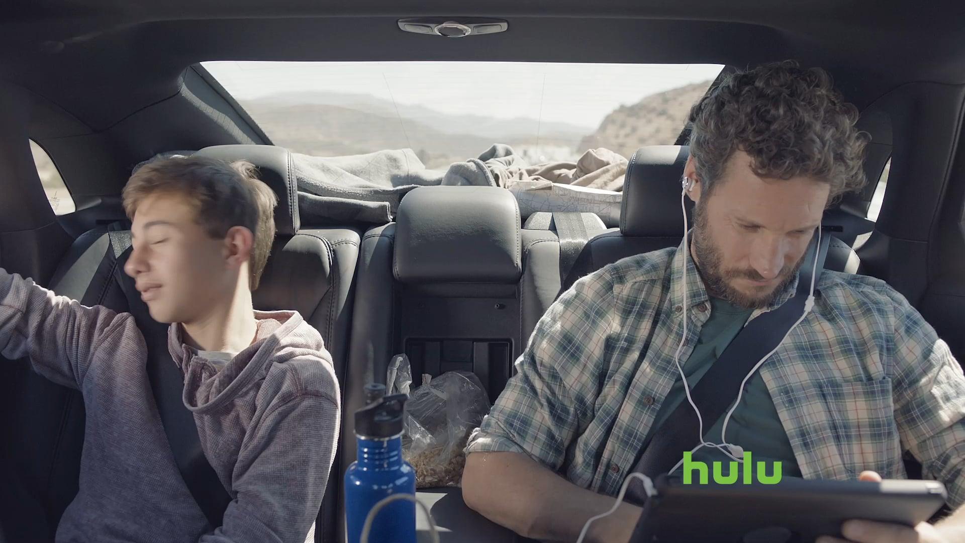 Hulu Summer 2016 Road Trip Spot