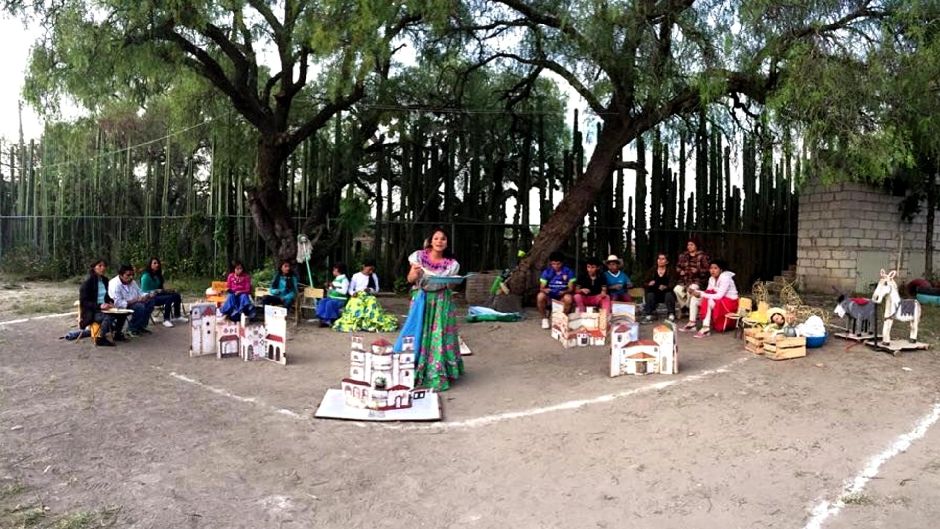 Los quijotes de Pozo Blanco, Proyecto Ruelas
