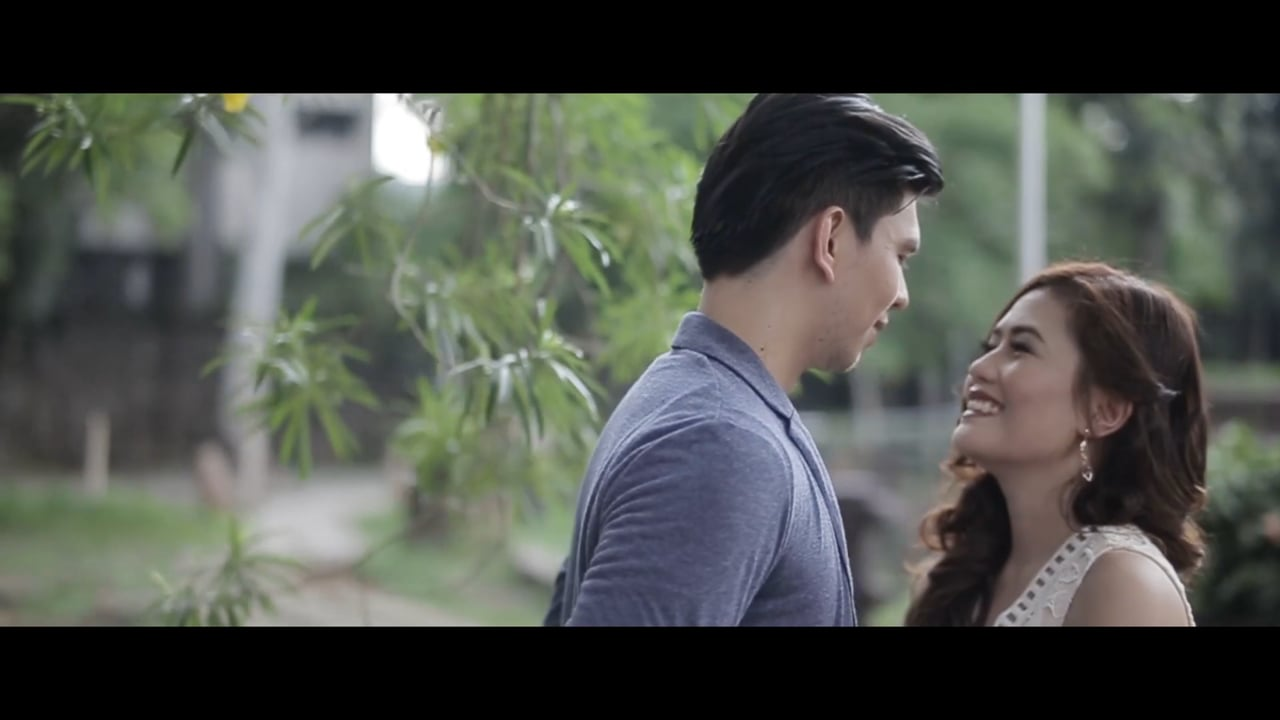 Jero and Ruby Save the Date video