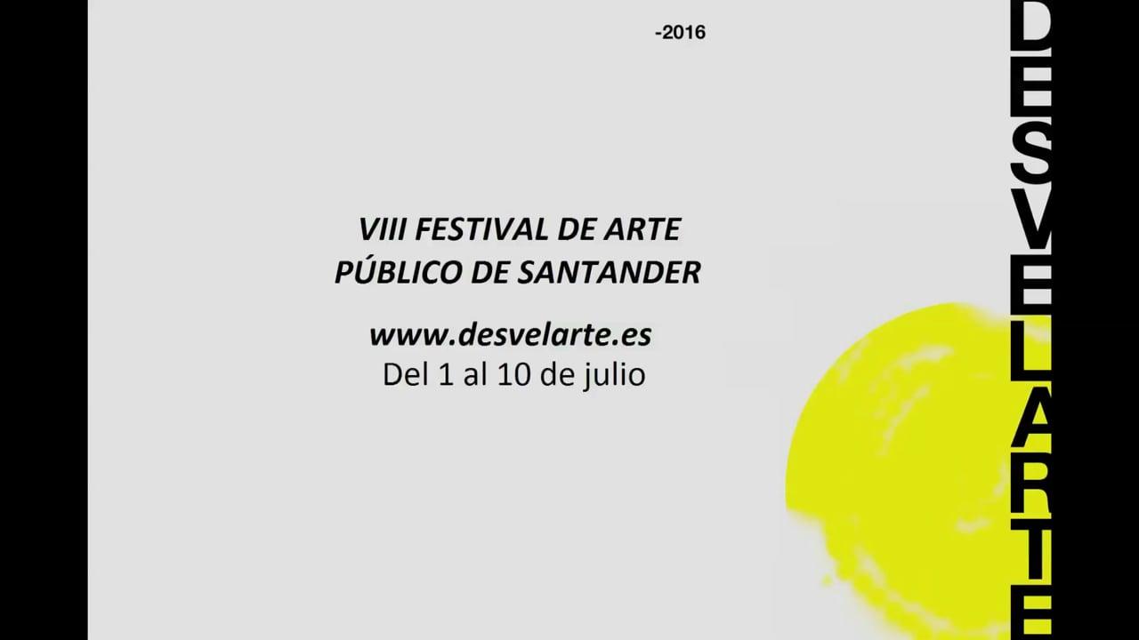 Desvelarte 2016 por Carlos Atienza