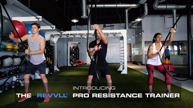 revvll® Pro - Rope Resistance Trainer