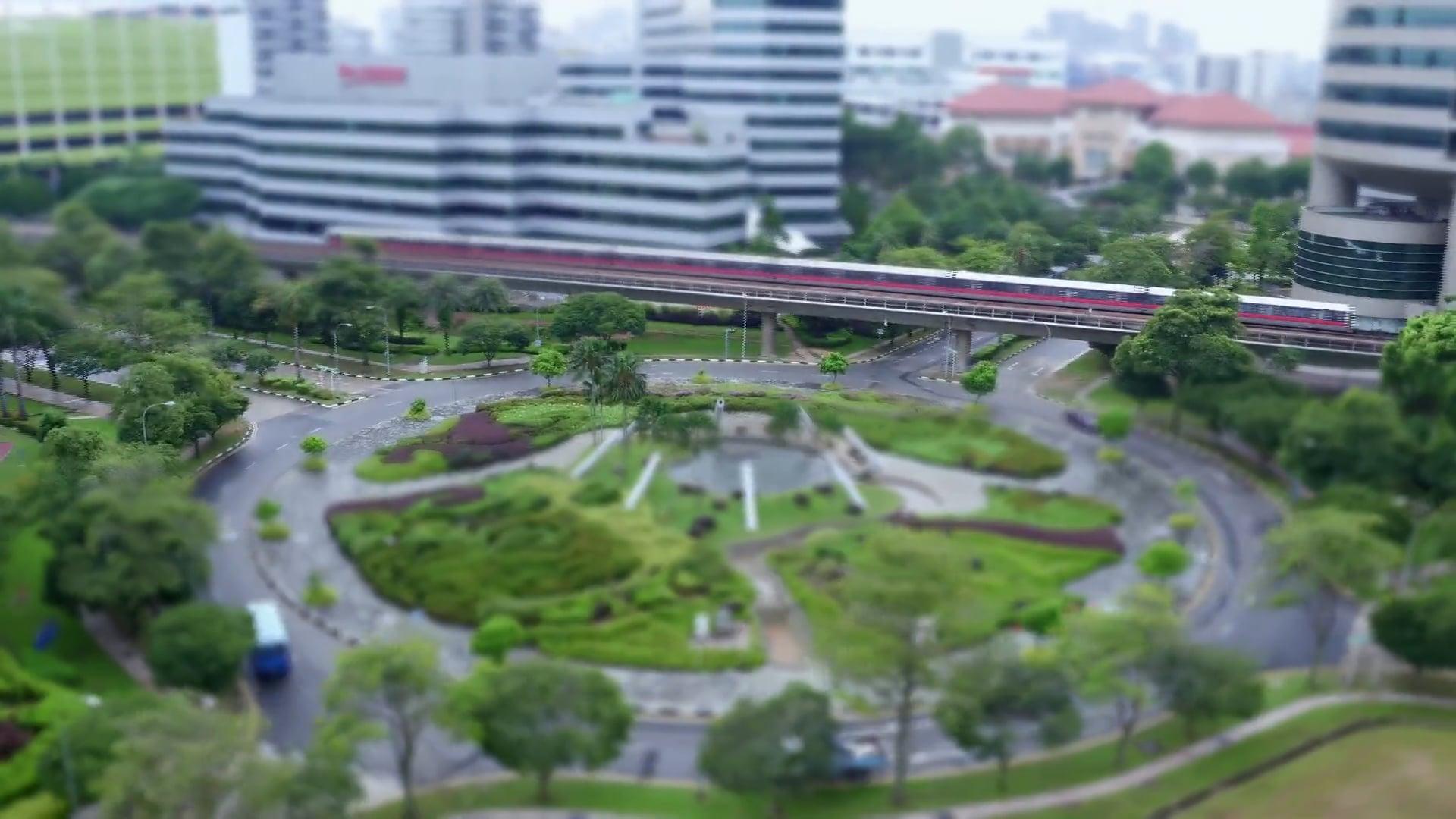 Surbana Jurong Corporate Video - Singapore
