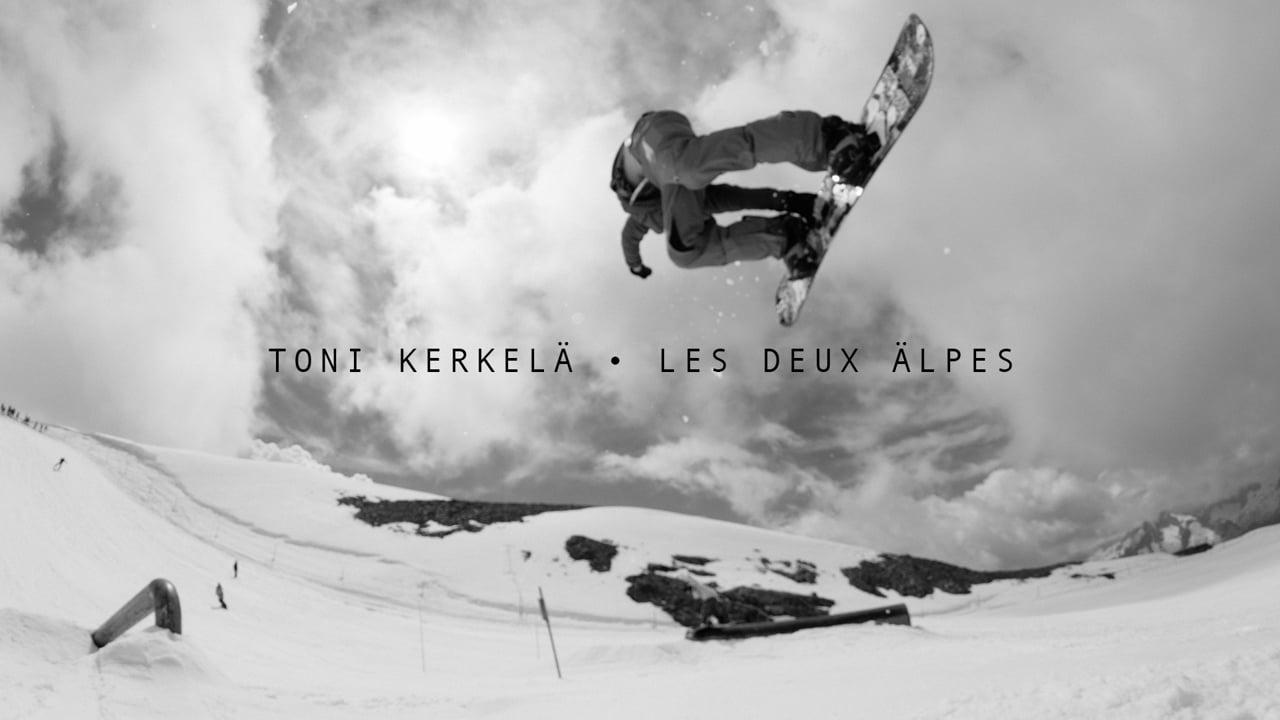 Toni Kerkela • Les Deux Alpes