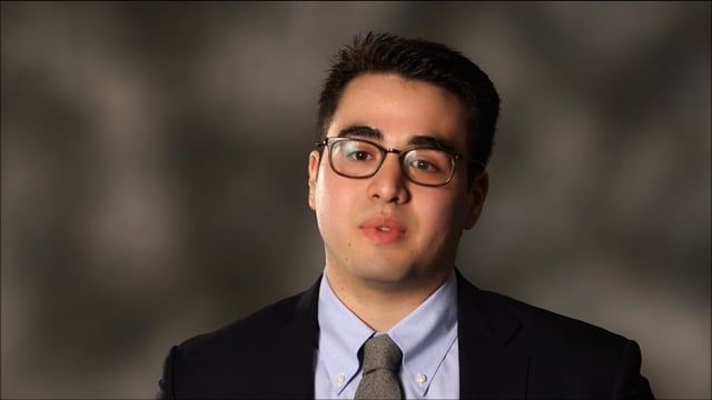 Watch Isaac's story from the Cisneros Hispanic Leadership Institute