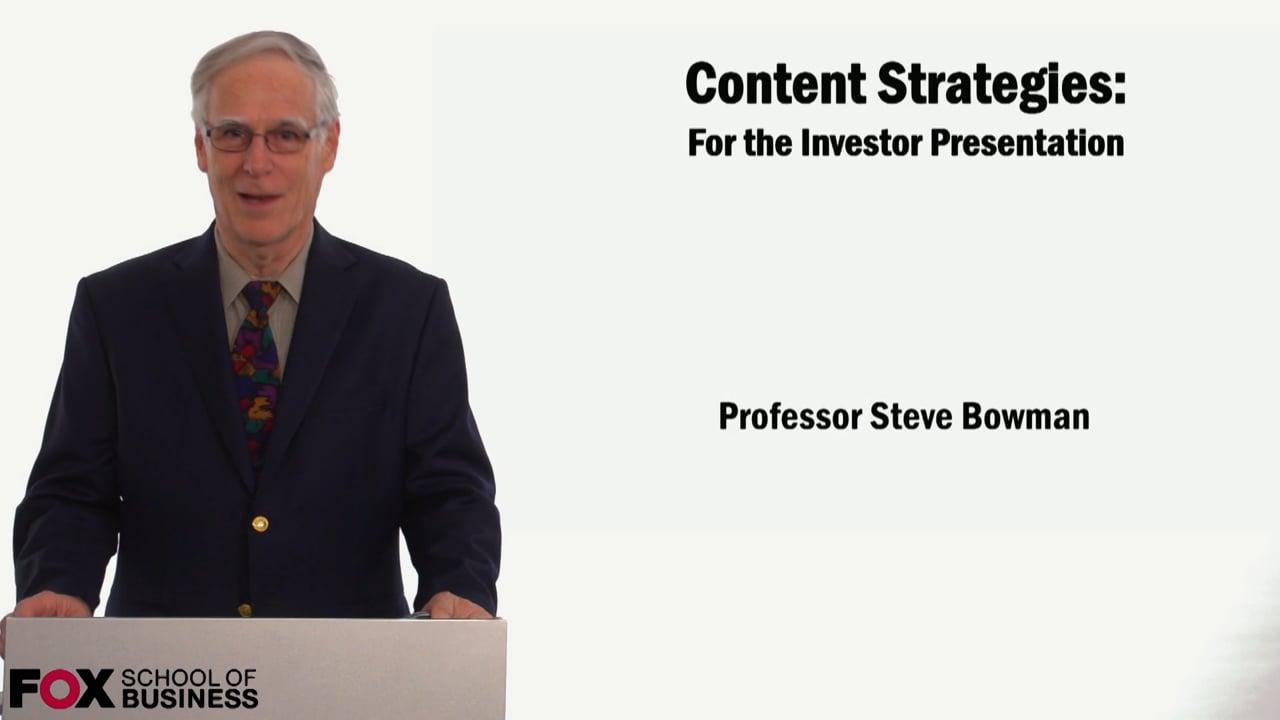 59059Content Strategies