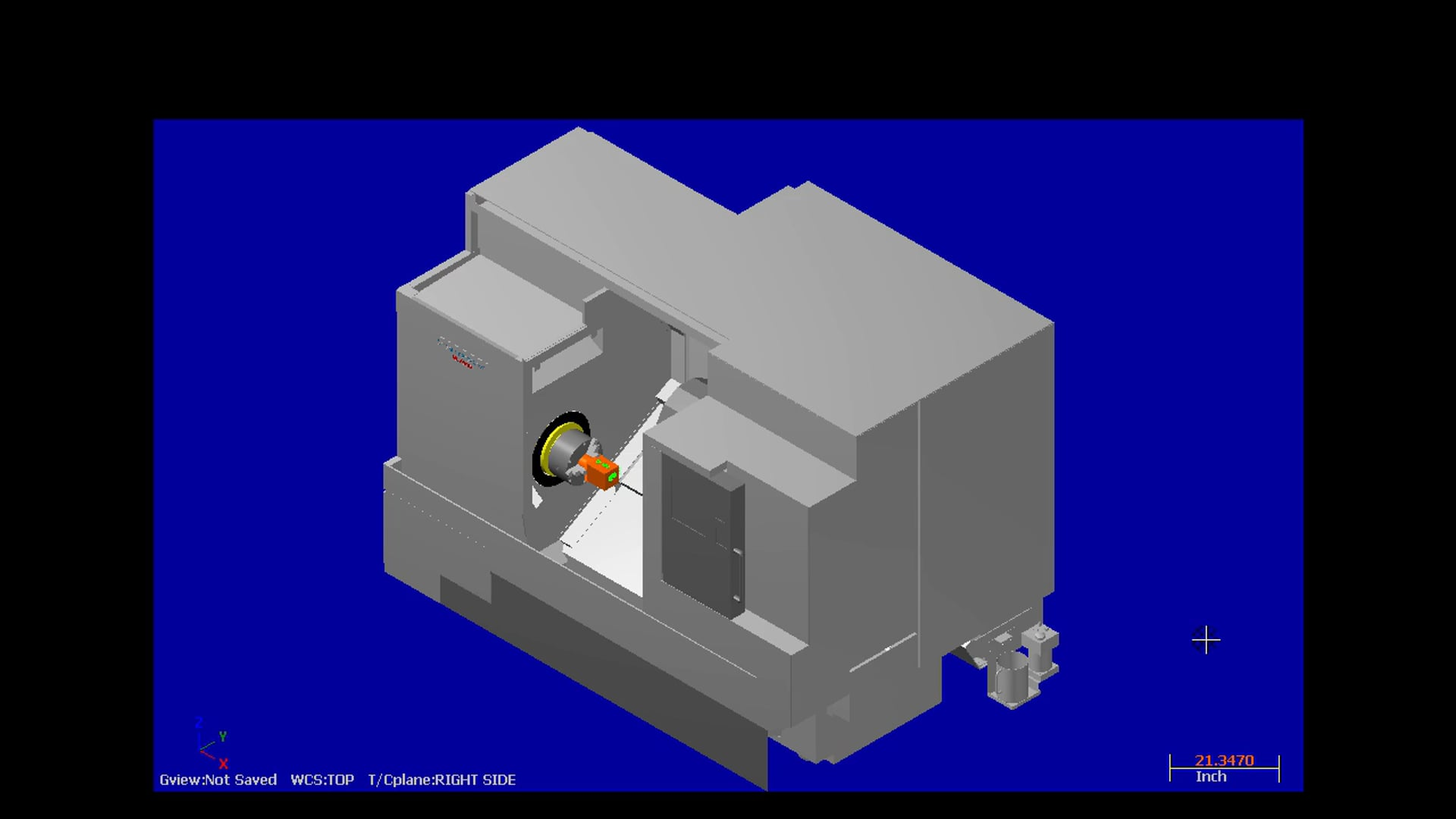 Lathe and Mill Environment