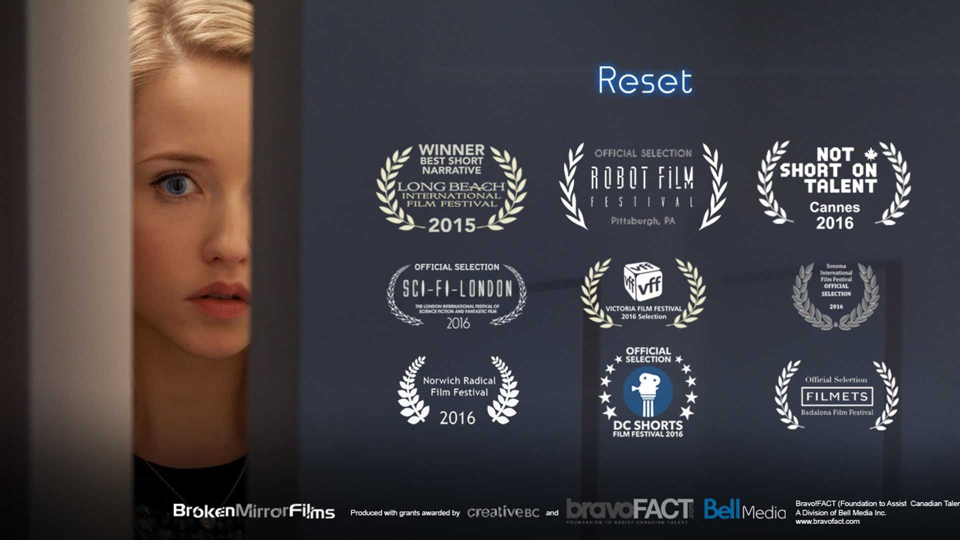 Reset Trailer