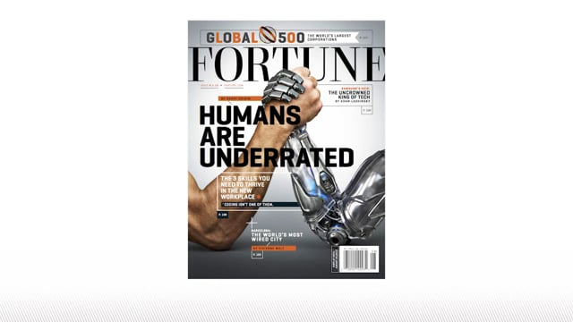 Humans are Underrated - The Future of Work