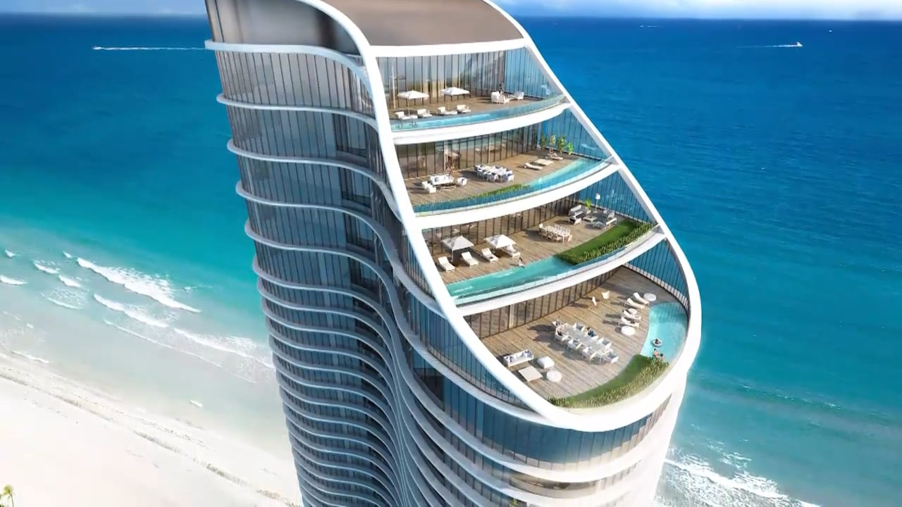 The Ritz-Carlton Residences, Sunny Isles Beach, Miami