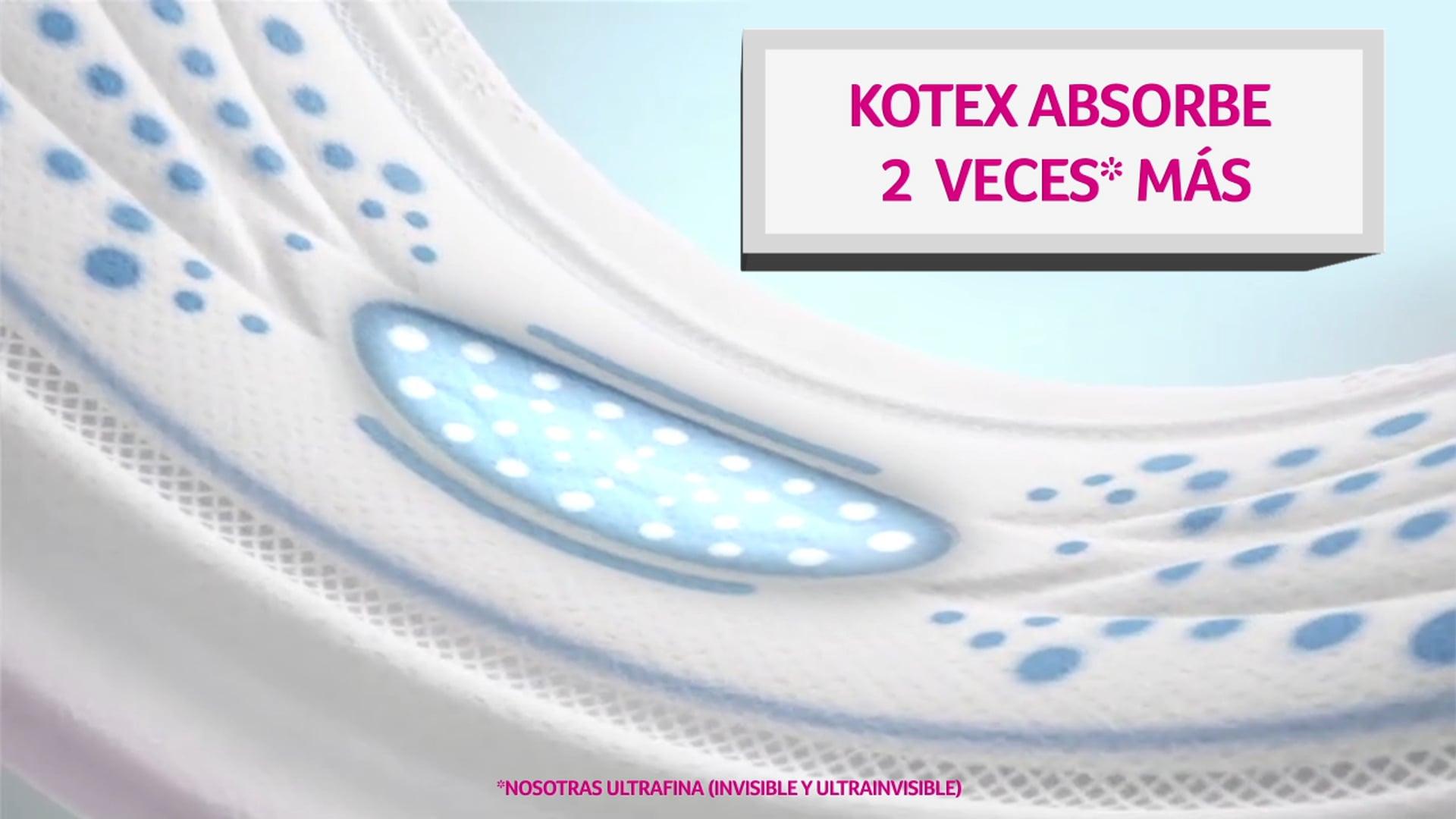 Kimberly Clark - Kotex Ultrafina