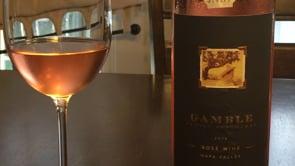 Rose - Gamble Family vineyards
