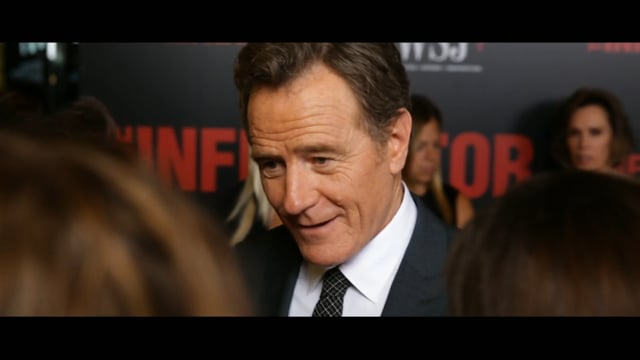 """""""The Infiltrator"""" Movie Premiere"""