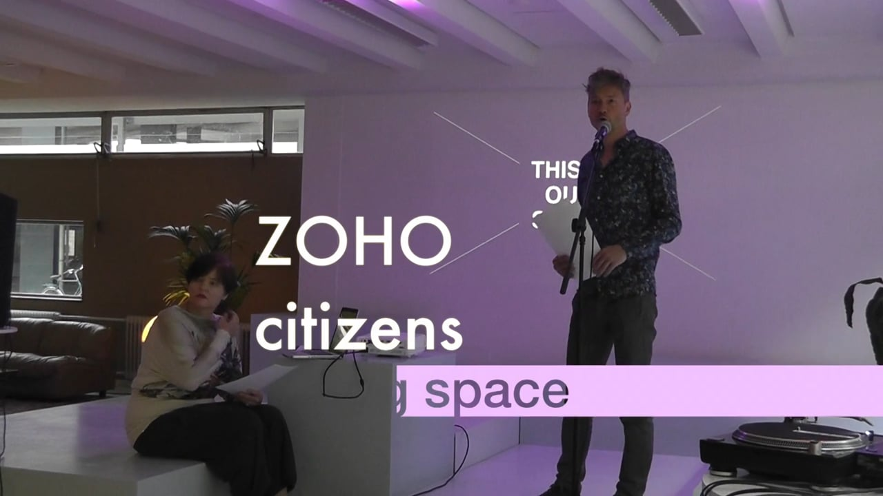 ZOHO is our place