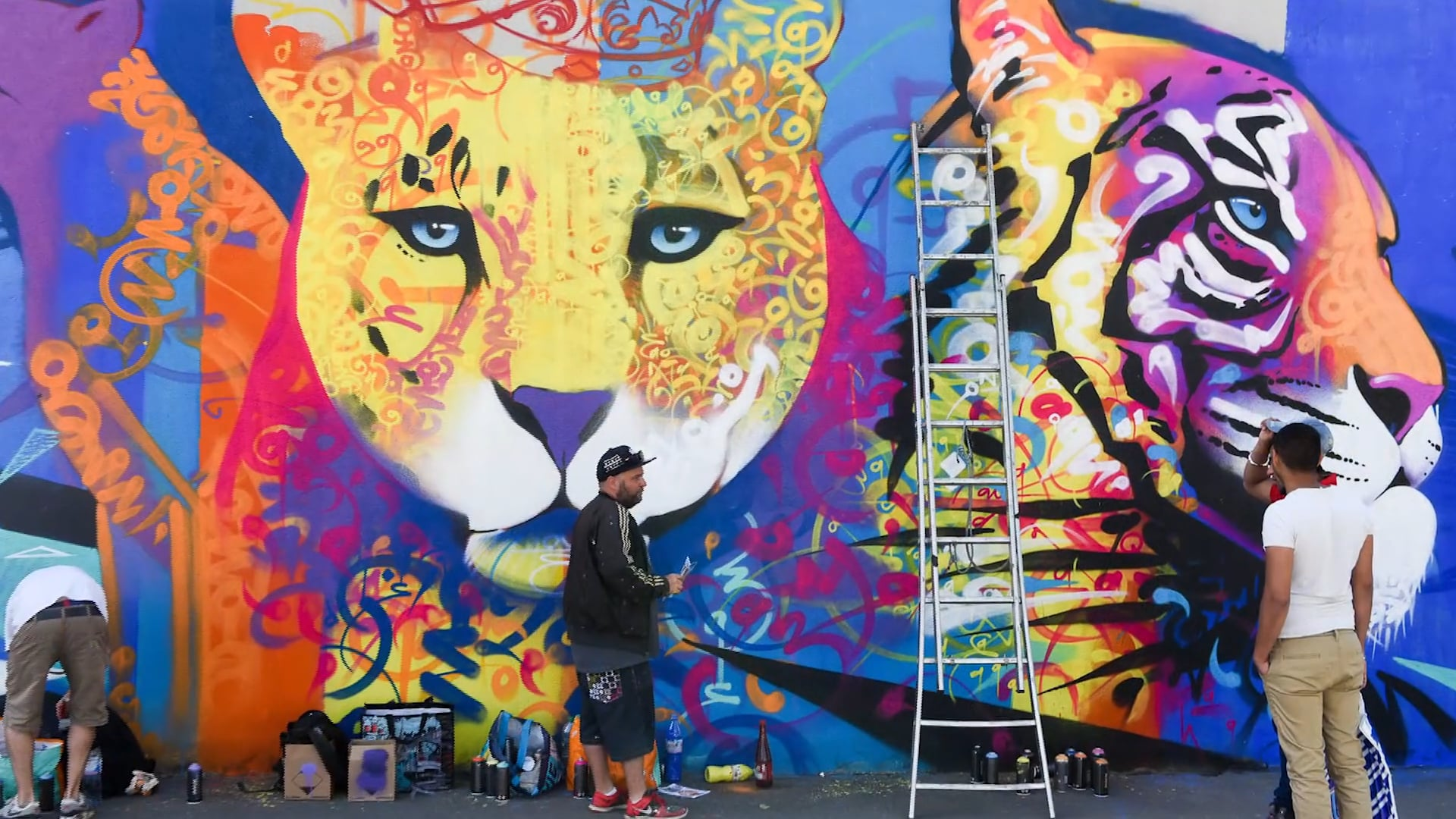 Street Art Avenue