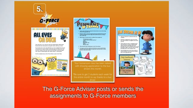 How to Set Up a G-Force