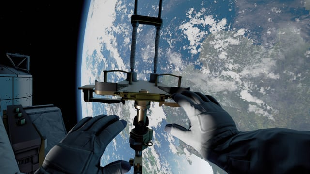 RWD // Home - A VR Spacewalk