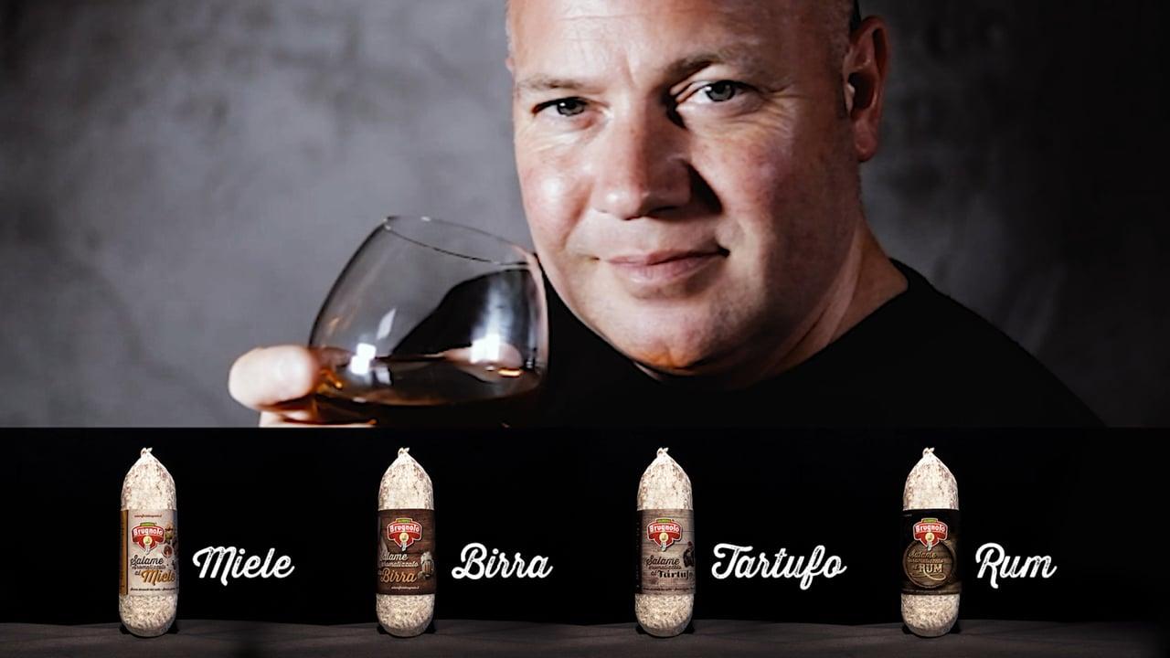 Quattro Fantastici aromatizzati - Salumificio M. Brugnolo