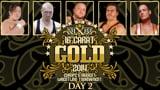 wXw 16 Carat Gold 2014 - Night 2