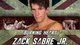 Zack Sabre Jr. - Burning Heart