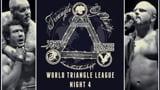 wXw / CZW / BJW World Triangle League 2013 - Night 4
