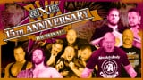 wXw 15th Anniversary