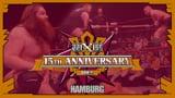 wXw 15th Anniversary Tour 2015: Hamburg