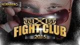 wXw 15th Anniversary Tour 2015: Nürnberg - Fight Club 2015