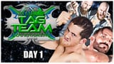 wXw World Tag Team Tournament 2015 - Night 1