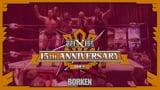wXw 15th Anniversary Tour 2015: Borken