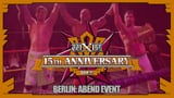 wXw / GWF 15th Anniversary Tour 2015: Berlin