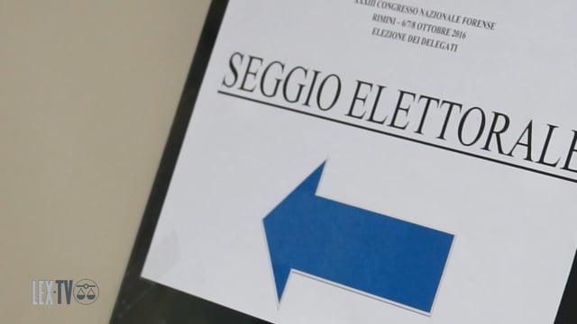Eletti il delegati dell'Ordine fiorentino per il  Congresso Nazionale Forense di Rimini