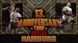 wXw 13th Anniversary Tour 2013: Hamburg