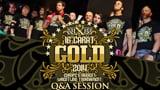 wXw 16 Carat Gold 2014 - Q&A