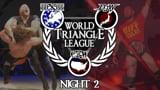 wXw / CZW / BJW World Triangle League 2014 - Night 2