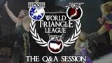 wXw / CZW / BJW World Triangle League 2014 - Q&A