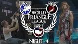wXw / CZW / BJW World Triangle League 2014 - Night 4