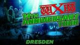 wXw 14th Anniversary Tour 2014: Dresden