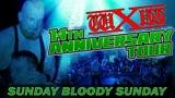 wXw 14th Anniversary Tour 2014: Mühlheim - Sunday, Bloody Sunday