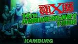 wXw 14th Anniversary Tour 2014: Hamburg