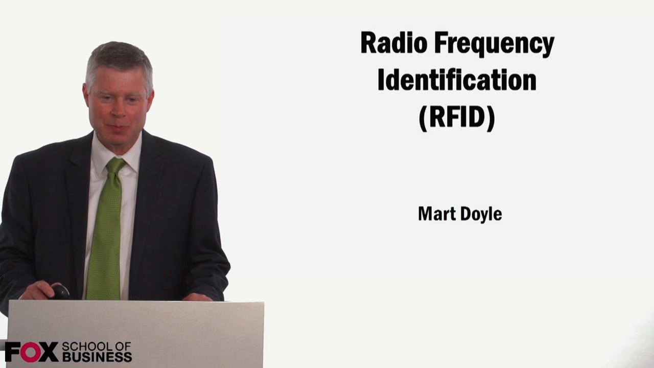 59079Radio Frequency Identification (RFID)