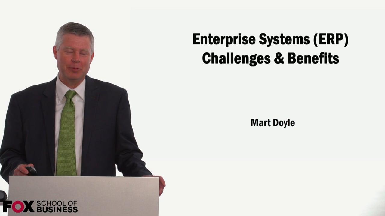 59078Enterprise Systems (ERP)