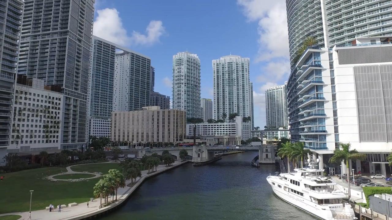Flatiron Groundbreaking, Brickell, Miami