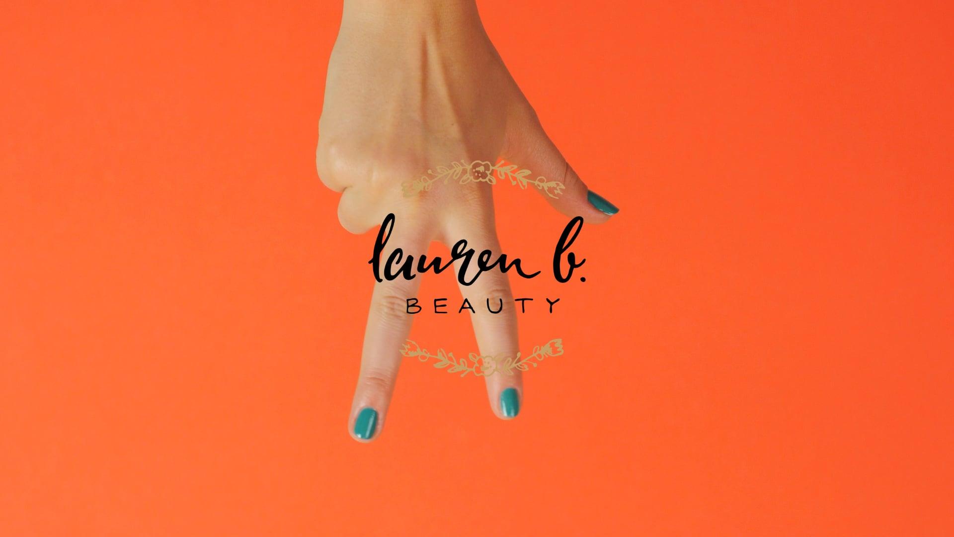 Lauren B Beauty Luxury Nail Polish