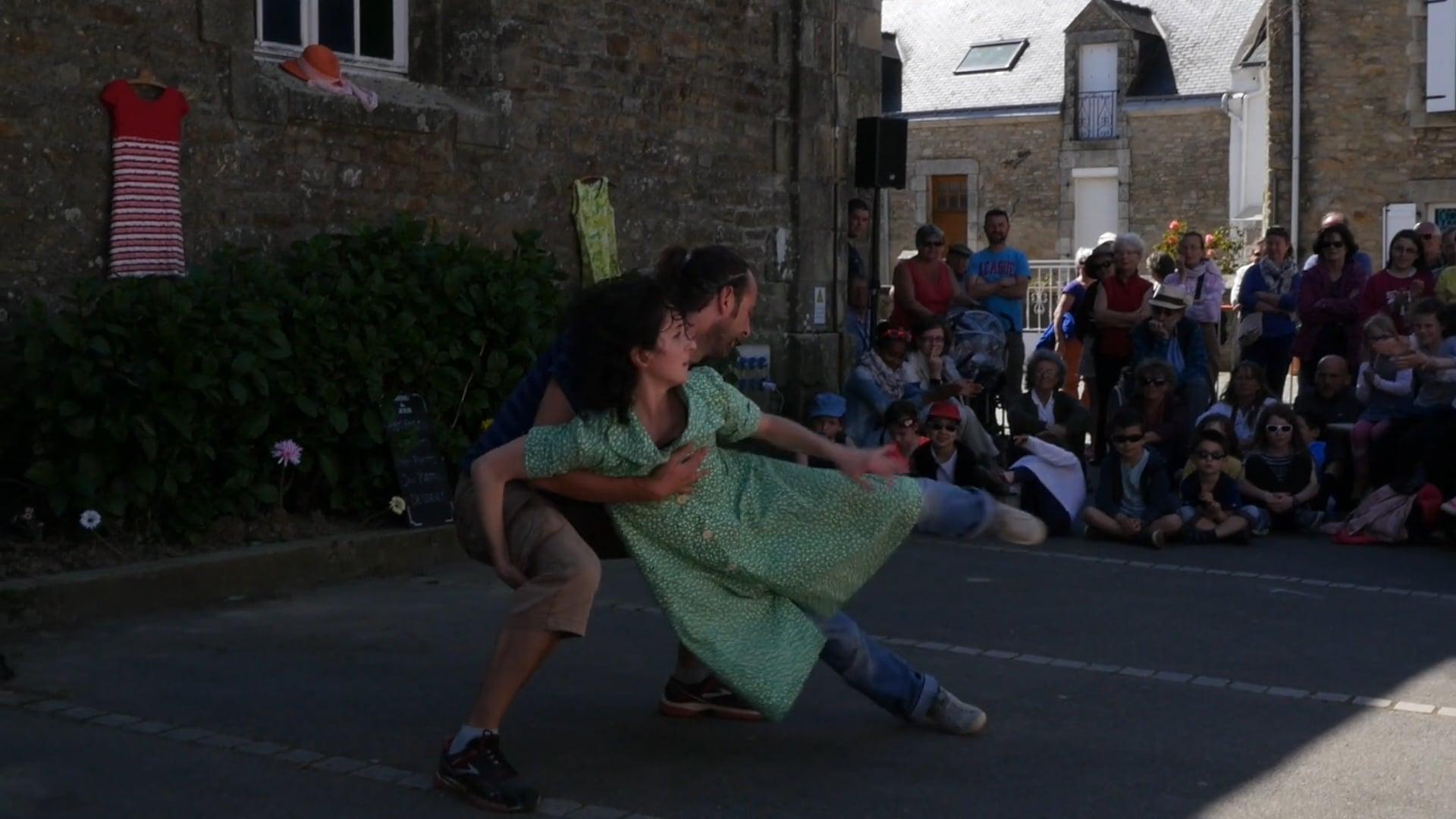 Spectacle: Danse à la carte [Plages de danse]