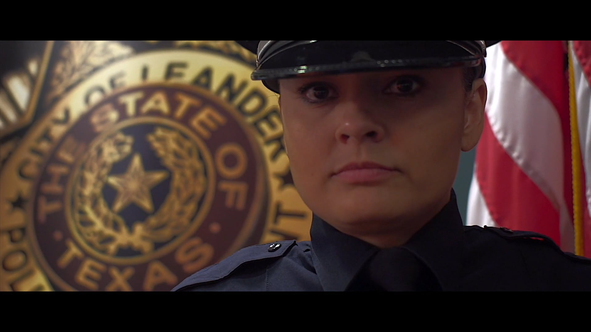 """Leander Police Department """"oath of Honor"""""""