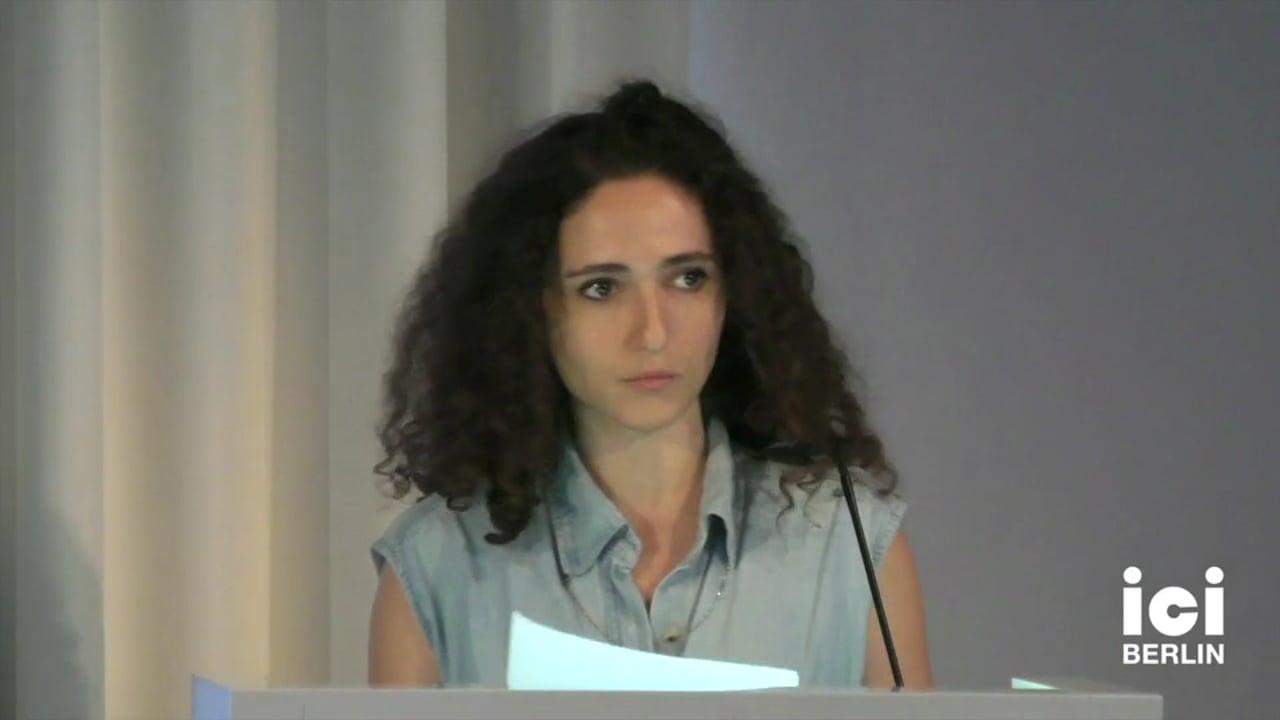 Introduction by Rosa Barotsi / 1