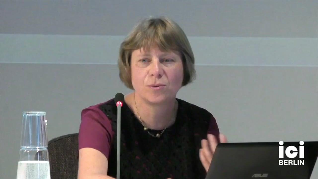 Talk by Ewa Mazierska