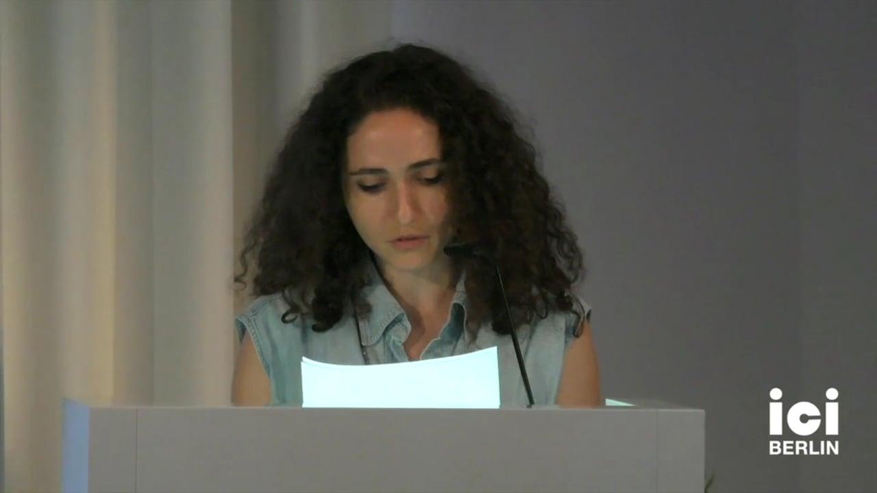 Introduction by Rosa Barotsi / 3