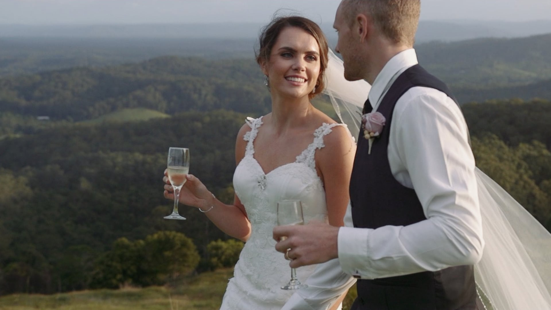 Kate and Mitch Wedding Highlights