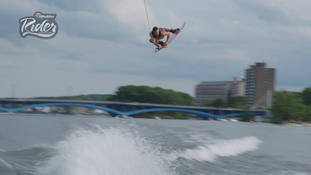 2016 Malibu Rider Experience East | Jr Pro Men and Wootown Open from World Wakeboard Association